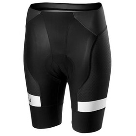 Castelli Free Aero Race 4 Short Femme, black/white